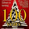 Wednesday, December 4th – Celebrate 100 Years of Swansea Memorial Library
