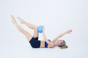 2016 Belle Fusion Pilates Ball Reach
