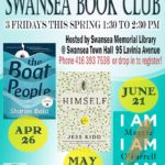 Friday, April 26th – Swansea Book Club: The Boat People by Sharon Bala