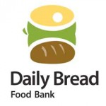 Donate Food here for Daily Bread Food Bank!