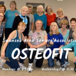 Osteofit – Monday afternoons & Wednesday mornings