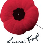 Sunday November 11th – Remembrance Day Ceremony and Reception