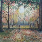 2013: April 20th to May 24th – David McRuvie Art Show and Sale – 2nd Floor Lobby