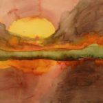 Maddie's Sunset