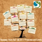 Winter Programs and Events at Swansea Town Hall