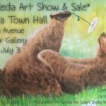 June 16 to July 31 – SASA MultiMedia Art Show & Sale – 2nd Floor Lobby