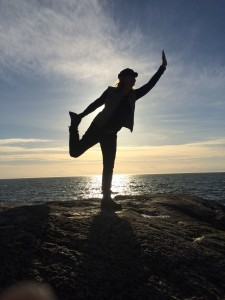 2015 Yoga for Walkers Lee Scott