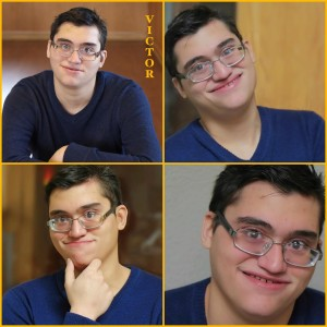 Victor P collage