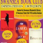 Friday, June 22nd – Swansea Book Club: Brown by Kamal Al-Soyaylee