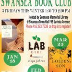 Friday, January 18th – Swansea Book Club: The English Patient by Michael Ondaatje
