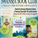Friday, February 14th – Swansea Book Club: Coventry by Helen Humphreys