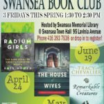 Friday May 22nd – Swansea Book Club & The House of Wives
