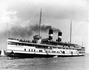 Toronto Marine Historical Society Cayuga