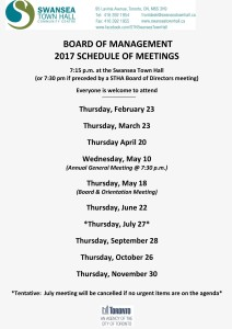 2017-Schedule-of-Meetings