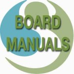 Board of Management – Board Manuals