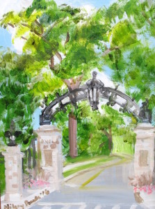 High Park Gate