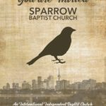 Sparrow Baptist Church – Sunday mornings